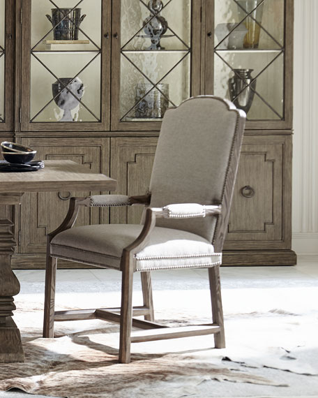 Bernhardt Canyon Ridge Upholstered Arm Chair