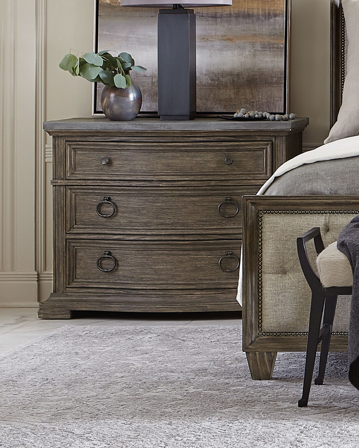 Bernhardt Canyon Ridge Bachelors Chest