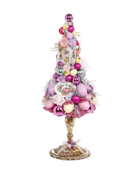Mark Roberts Vintage Easter Tree Collectible, Large