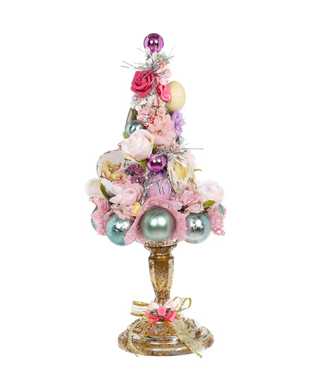 Mark Roberts Vintage Easter Tree Collectible, Small