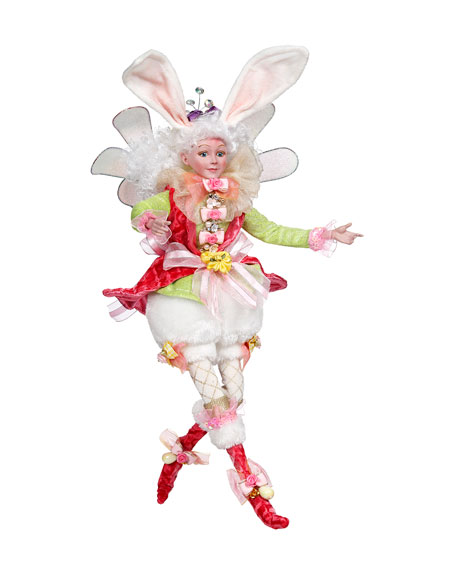 """Mark Roberts Easter Girl Fairy Collectible, 17"""""""