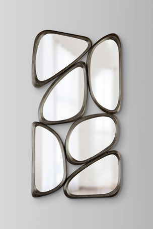 John-Richard Collection Silverlake Mirror