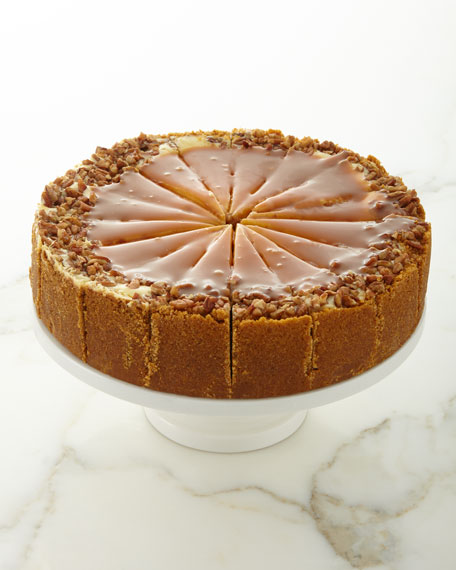 Cheesecake Royale Caramel Fudge Cheesecake