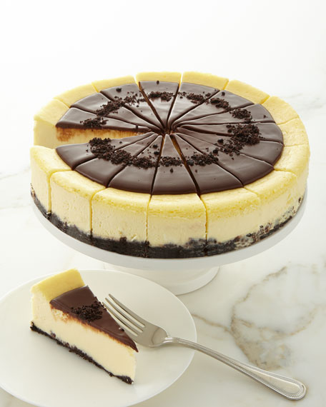 Cheesecake Royale Black Forest Cheesecake