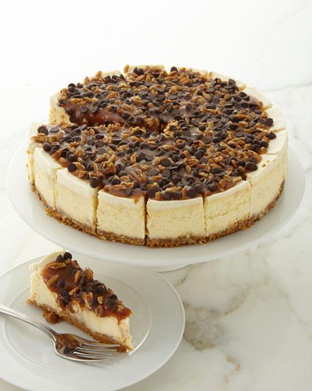 Cheesecake Royale Turtle Cheesecake