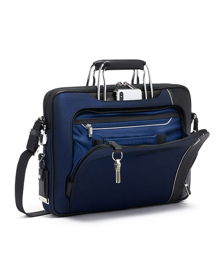 Image 4 of 5: TUMI Arrive Hannover Slim Briefcase