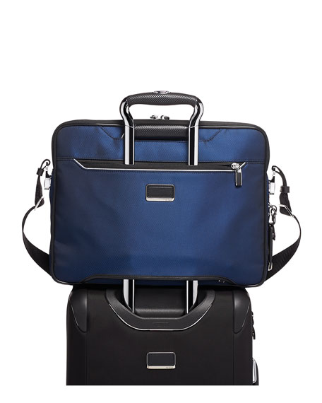 Image 5 of 5: TUMI Arrive Hannover Slim Briefcase