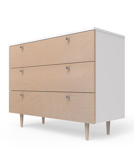 "Image 2 of 2: Spot On Square Ulm 45"" Dresser"