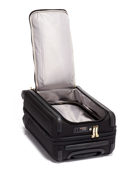 Image 3 of 5: TUMI Alpha International Dual Access 4 Wheel Carryon  Luggage
