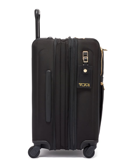 Image 4 of 5: TUMI Alpha International Dual Access 4 Wheel Carryon  Luggage