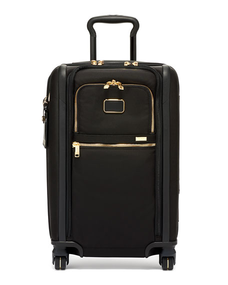Image 1 of 5: TUMI Alpha International Dual Access 4 Wheel Carryon  Luggage