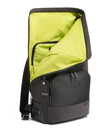 Image 3 of 5: TUMI Harrison Osborn Roll Top Backpack