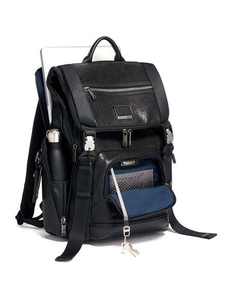 Image 2 of 5: TUMI Alpha Bravo Lark Backpack