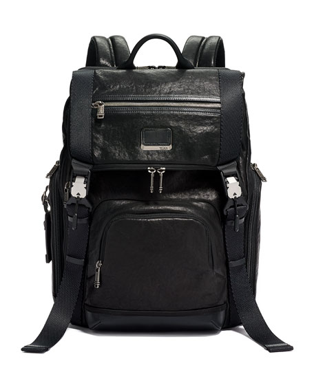 Image 1 of 5: TUMI Alpha Bravo Lark Backpack