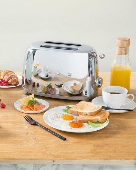 Smeg Retro 2-Slice Toaster