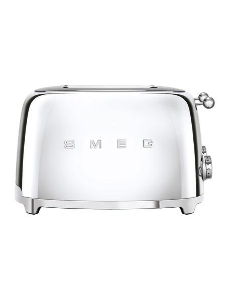 Smeg Retro 4 Slot Toaster