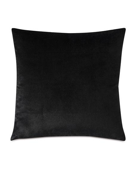Eastern Accents Pyrite Black Decorative Pillow