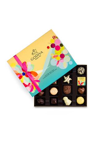 Godiva Chocolatier 16-Piece Spring Chocolate Gift Box