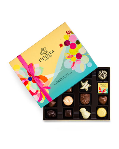 16-Piece Spring Chocolate Gift Box