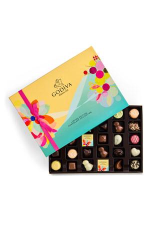 Godiva Chocolatier 32-Piece Spring Chocolate Gift Box