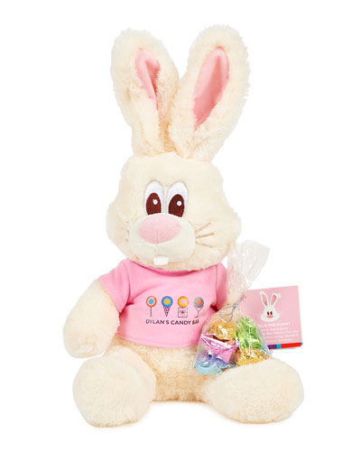 Vanilla The Bunny with Candy