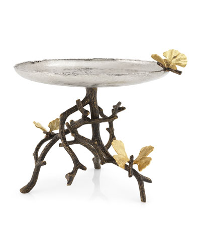 Butterfly Ginkgo Candy Dish