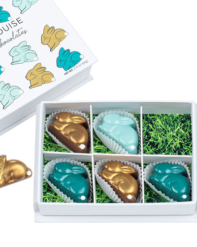 Cottontail Chocolates Gift Box