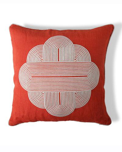 US Pompidou Medallion Pillow