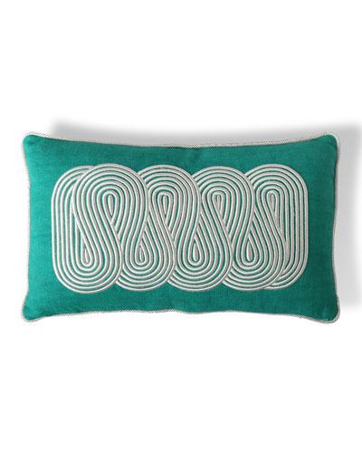 US Pompidou Path Pillow 12x20