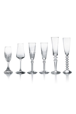 Baccarat Bubble Champagne Flute Box Set
