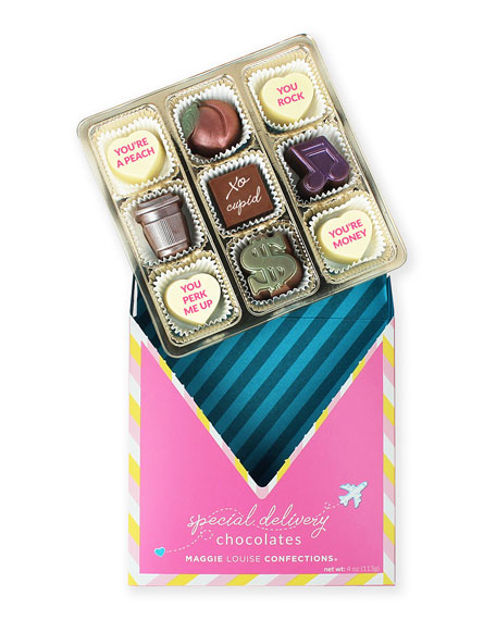 Maggie Louise Special Delivery Chocolate Gift Box