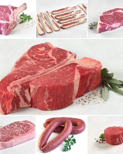 Luxury Meat Sampler - King Package