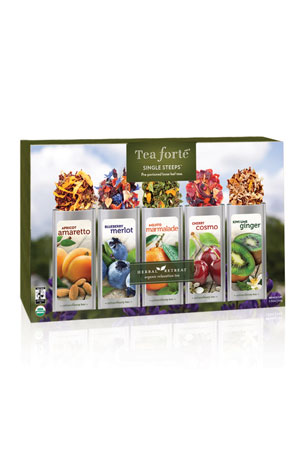 Tea Forte Herbal Retreat Single Steep