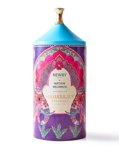 Newby Teas Maharaja's Breakfast Matthew Williamson Collection