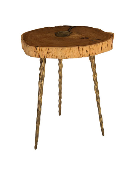 The Phillips Collection Molten Large Side Table