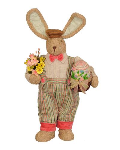 Mr. Coral Bunny Decoration