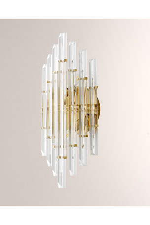 Cyan Design Niemeyer 2-Light Wall Sconce