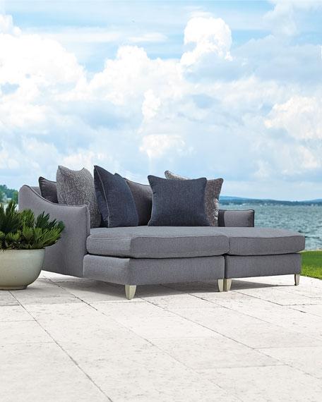 Bernhardt Monterey Double Chaise