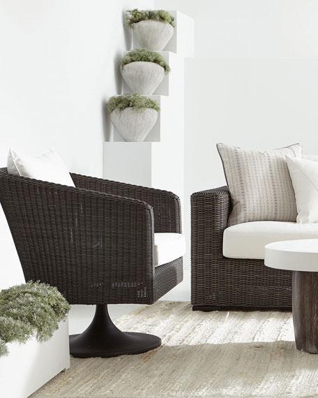 Bernhardt Newport Rope Accent Chair