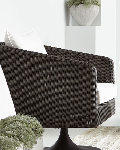 Newport Rope Accent Chair