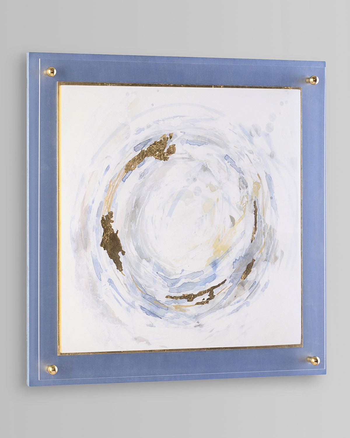 "John-Richard Collection ""Halcyon Whirl I"" Giclee Art"