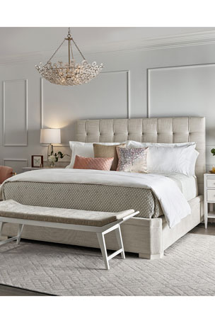 High End Bedroom Furniture At Neiman Marcus, Fancy Queen Beds