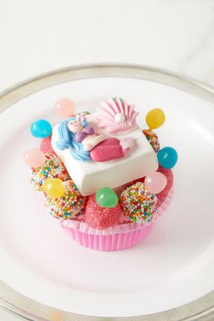 Nicoletta Cake Marshmallow Mermaid Cupcake