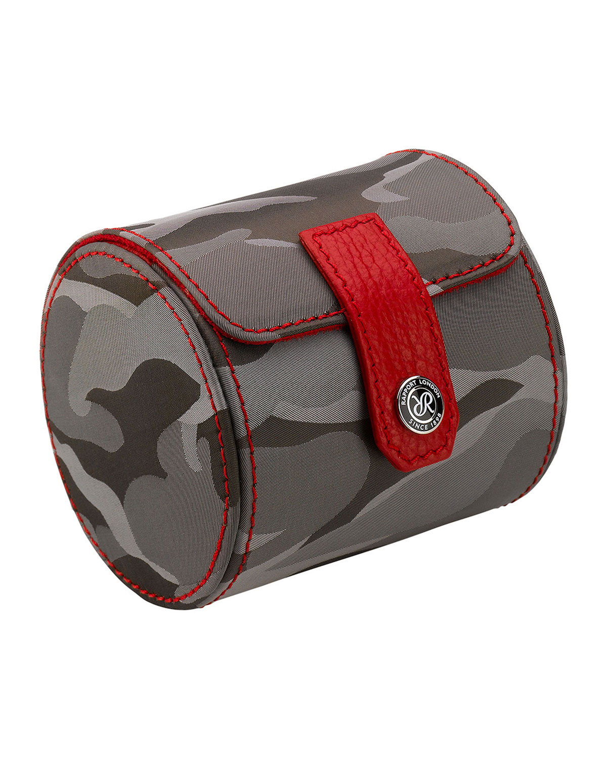 Rapport Hunter Camo Single Watch Roll - Red