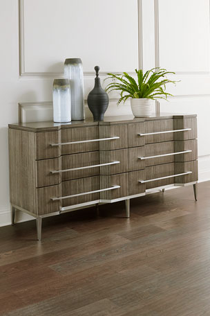 John-Richard Collection Grand Boulevard 6-Drawer Chest