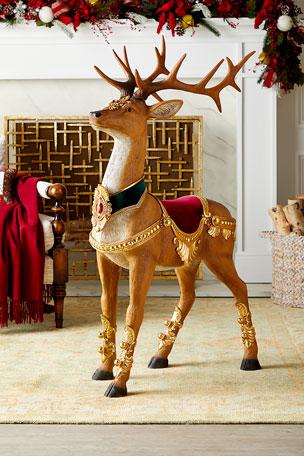 "Mark Roberts Elegant Deer - 48"""