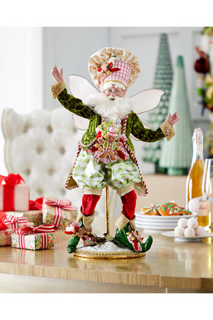 "Mark Roberts 20"" Gingerbread & Spice Fairy"