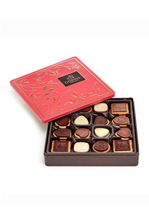 Godiva Chocolatier 46-Piece Large Biscuit Assortment
