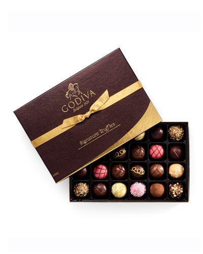 24-Piece Signature Truffles Gift Box