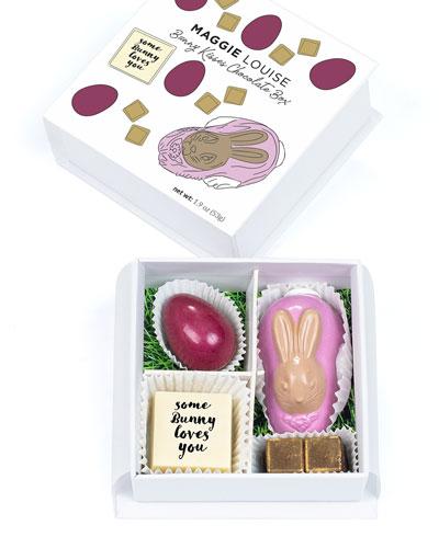Bunny Kisses Chocolate Gift Box